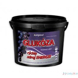 KOMPAVA Glukóza 2000 g