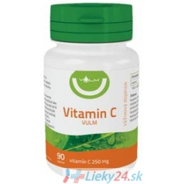 Vitamín C  250mg 90 tabliet Vulm